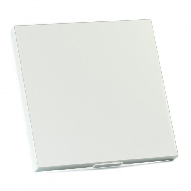 Фасад из МДФ Elesgo clean touch White