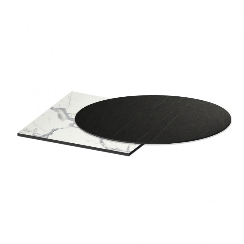 Столешница круглая компакт