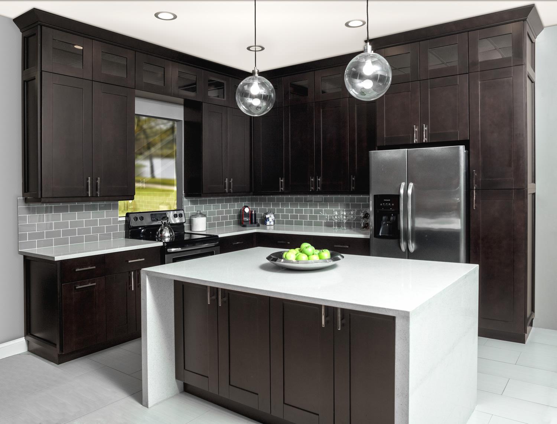 Фото кухни из мдф, дизайн 6
