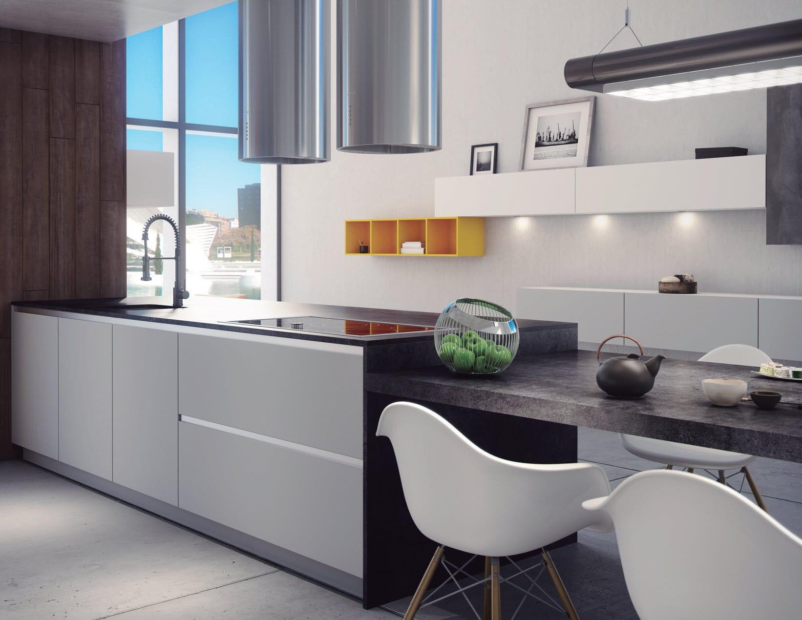 как подобрать интерьер кухни 1