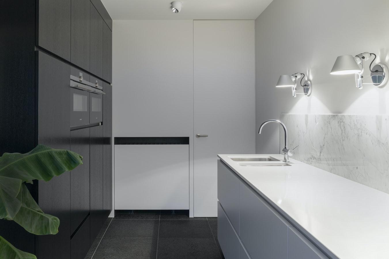 фото кухни из мдф, дизайн 1
