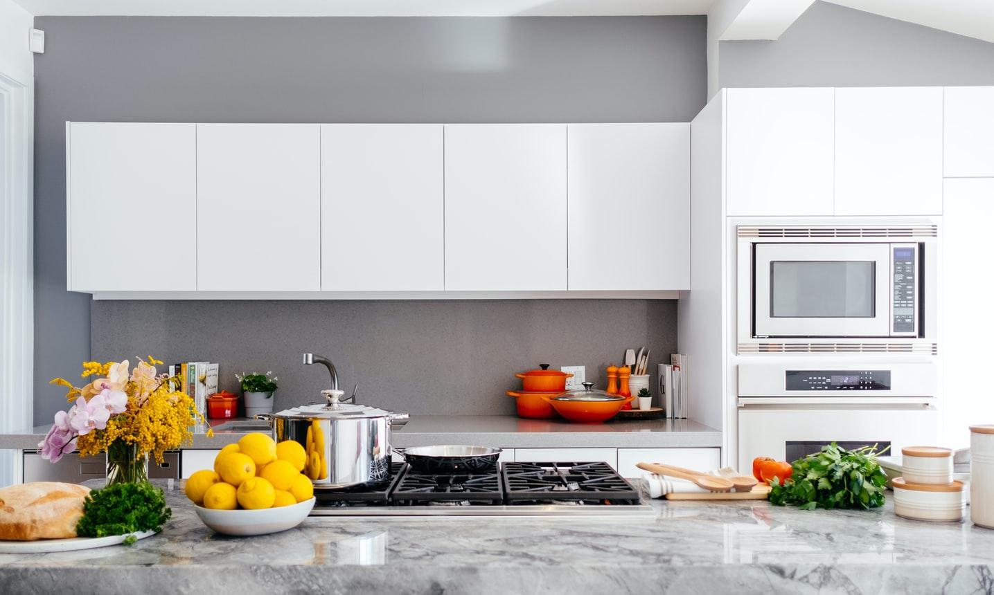 Фото кухни из мдф, дизайн 13