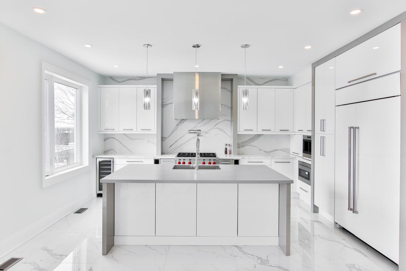 фото кухни из мдф, дизайн 3