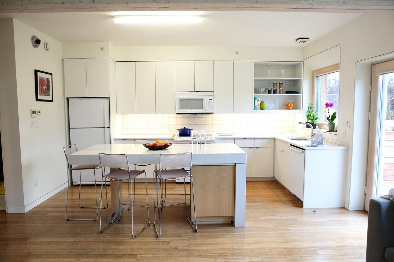 Фото кухни из мдф, дизайн 10